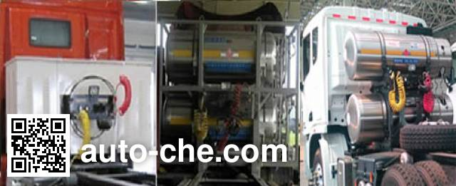 C&C Trucks SQR4252N6ZT2 tractor unit