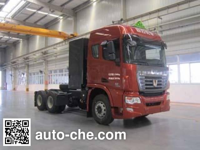 C&C Trucks SQR4252N6ZT4-4 dangerous goods transport tractor unit