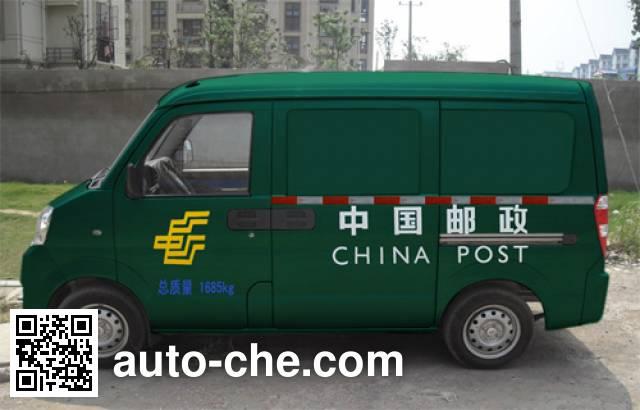 开瑞牌SQR5020XYZK02邮政车