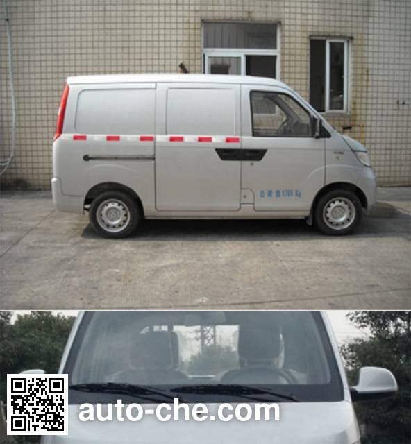 Karry SQR5022XXYQ22 box van truck
