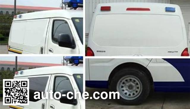 威麟牌SQR5031XQC囚车