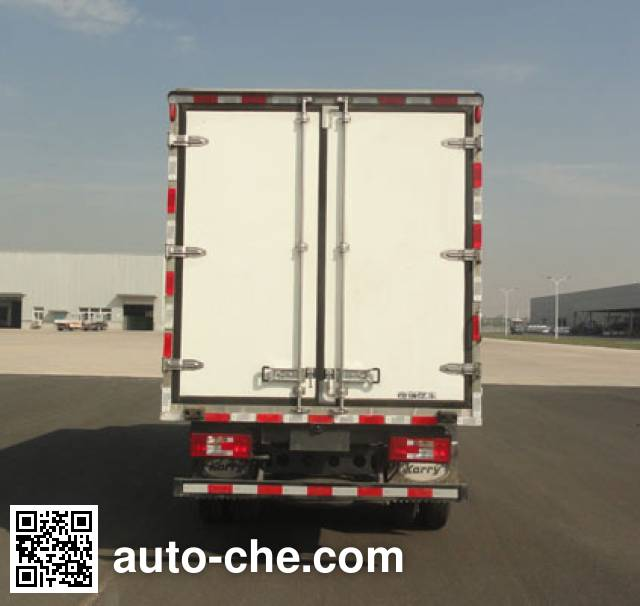 Karry SQR5040XLCH29D refrigerated truck