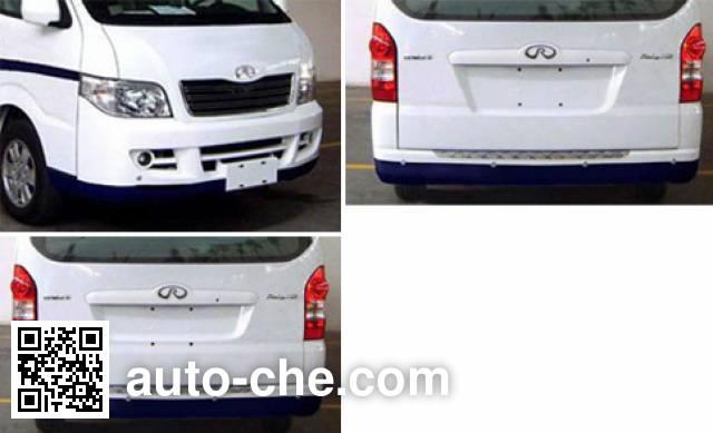 Rely SQR5040XQCH13 prisoner transport vehicle