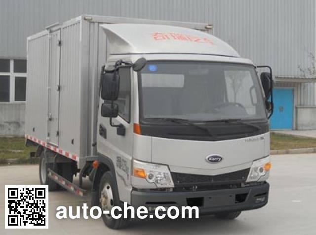 Karry SQR5041XXYH02D box van truck