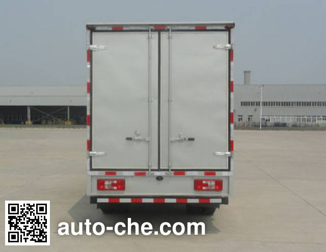 Karry SQR5046XXYH02D box van truck
