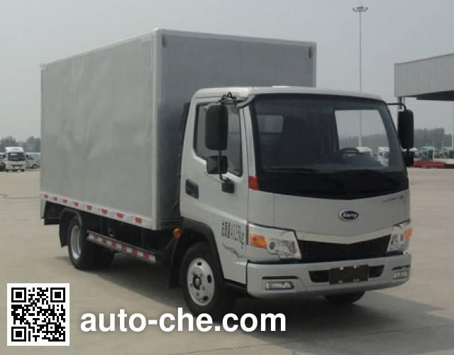 Karry SQR5047XXYH02D box van truck