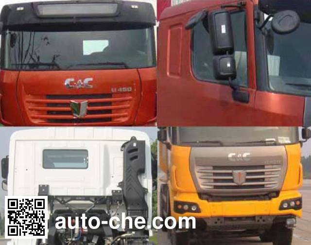 集瑞联合牌SQR5251GJBD6T4混凝土搅拌运输车