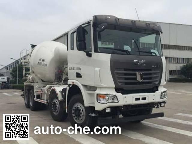 集瑞联合牌SQR5311GJBD6T6-2混凝土搅拌运输车