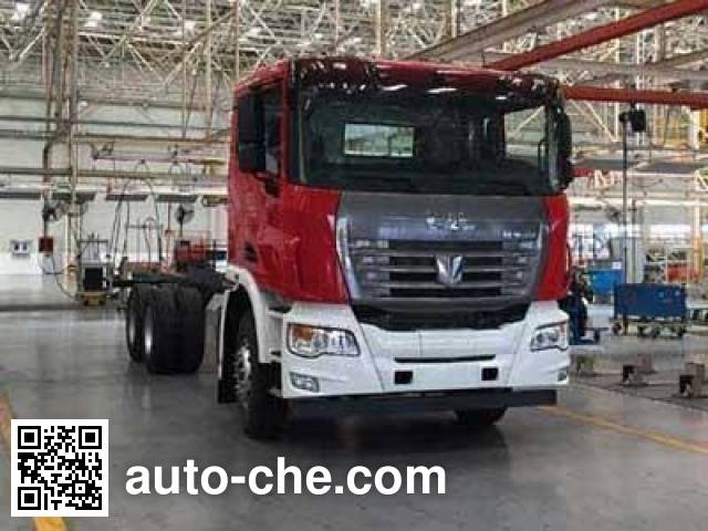 C&C Trucks SQR5341D6T4-E special purpose vehicle chassis