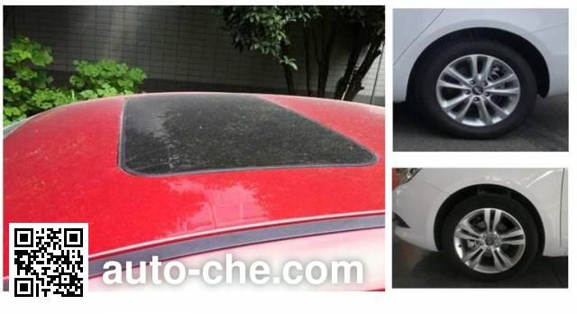 Chery SQR7150J421 car