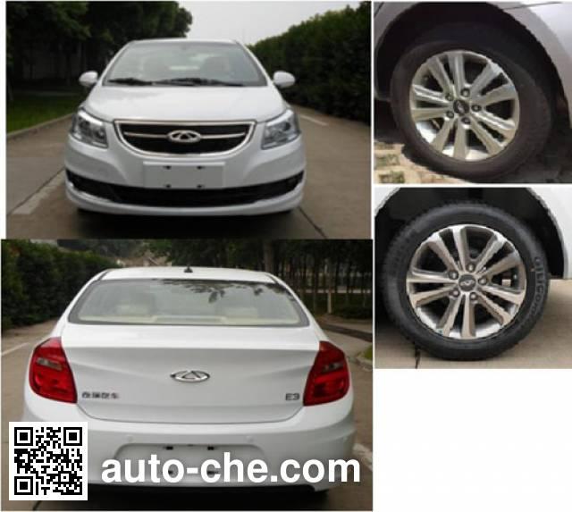 Chery SQR7151J521 car