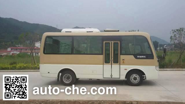 跃迪牌SQZ6601KA客车
