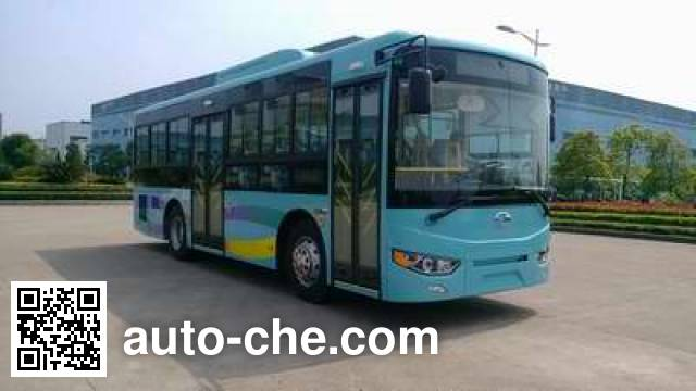Shangrao SR6106PHEVG1 hybrid city bus