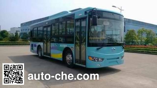 上饶牌SR6106PHEVNG混合动力城市客车