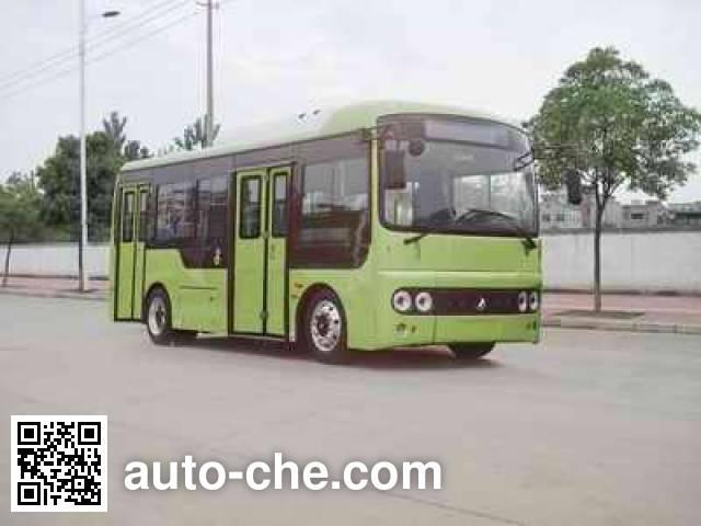 上饶牌SR6680BEVG1纯电动城市客车