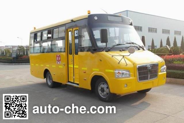 Shangrao SR6686DY preschool school bus