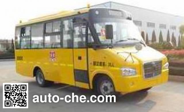 Shangrao SR6686DY1 preschool school bus