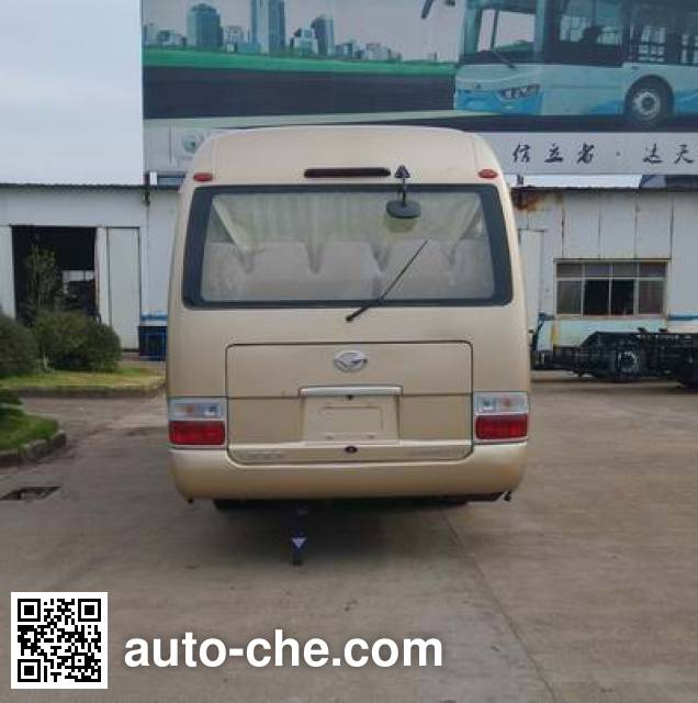 Shangrao SR6800BEV1 electric bus
