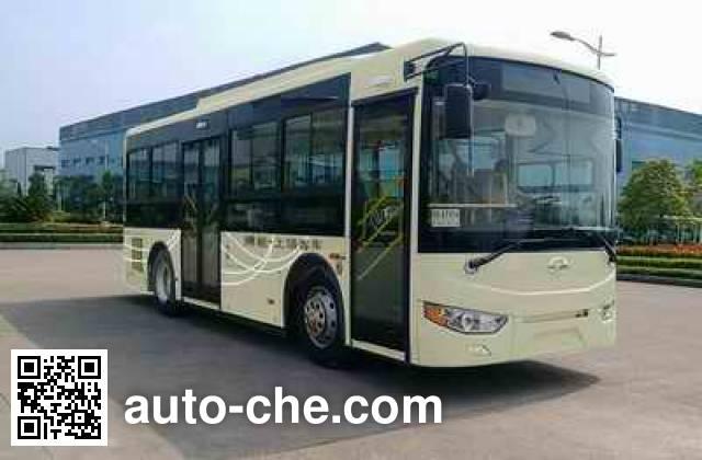 上饶牌SR6850BEVG1纯电动城市客车