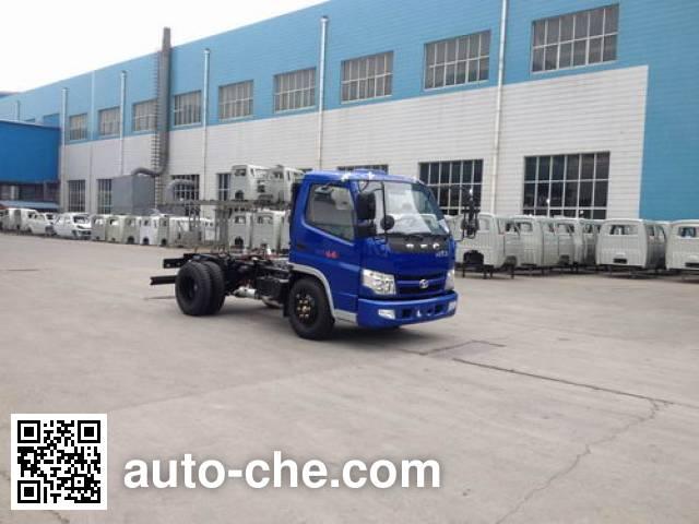 Shifeng SSF3042DDJ52-2 dump truck chassis