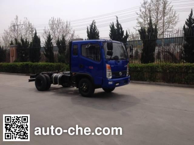 Shifeng SSF3042DDP53 dump truck chassis