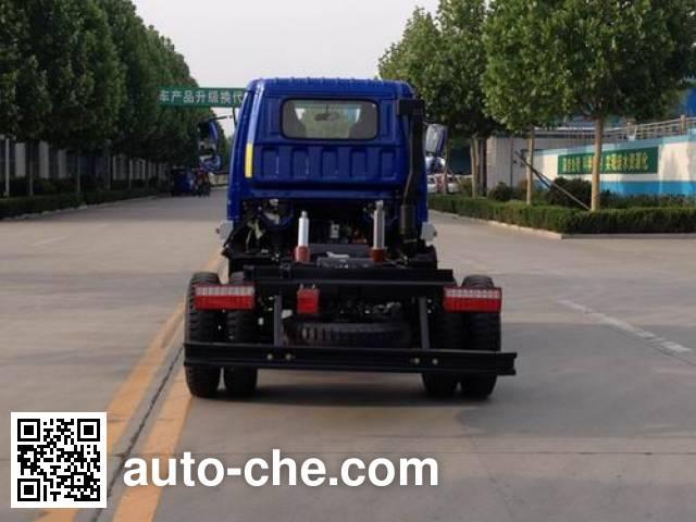 Shifeng SSF3042DDP53-3 dump truck chassis