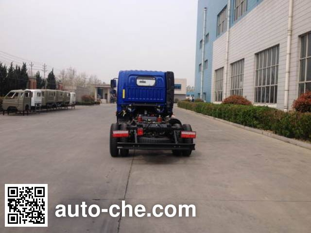 Shifeng SSF3042DDJ52-1 dump truck chassis