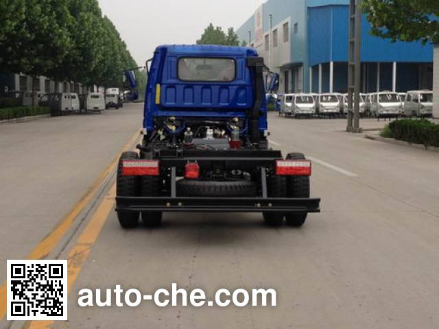 Shifeng SSF3070DGJ52-2 dump truck chassis