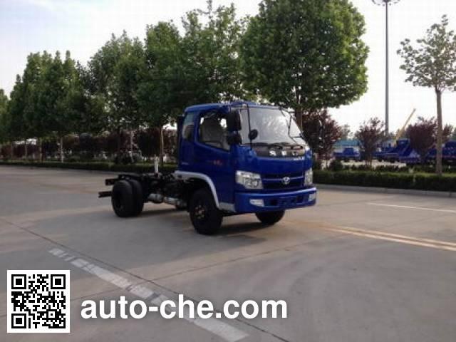 Shifeng SSF3070DGP53-3 dump truck chassis
