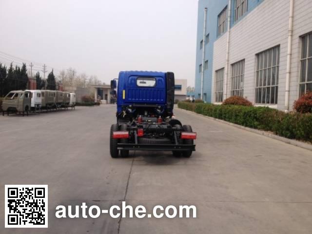 Shifeng SSF3070DGP53 dump truck chassis
