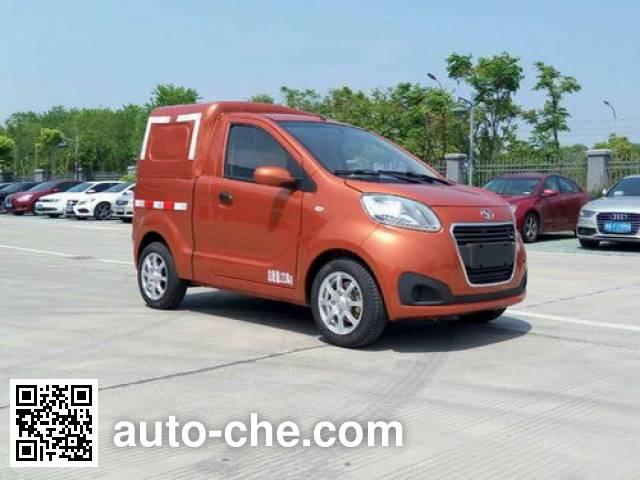 Shifeng SSF5010XXYAJEVA electric cargo van