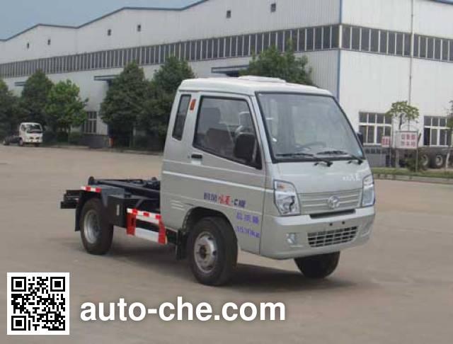 Shifeng SSF5040ZXX detachable body garbage truck