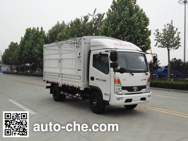 Shifeng SSF5042CCYDJ54-1 stake truck