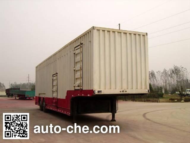 Kaishicheng SSX9210TCL vehicle transport trailer