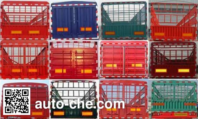 Kaishicheng SSX9380CCY stake trailer