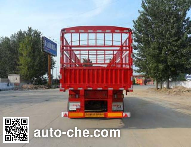 Kaishicheng SSX9381CCY stake trailer