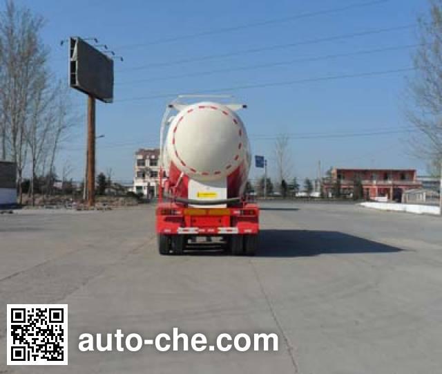 Kaishicheng SSX9400GFL medium density bulk powder transport trailer