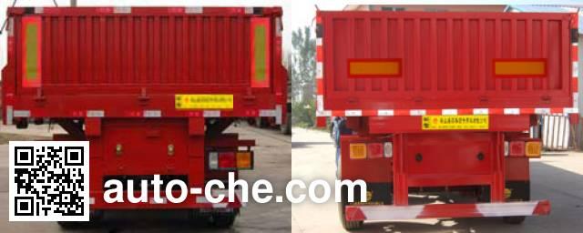 Kaishicheng SSX9401Z dump trailer