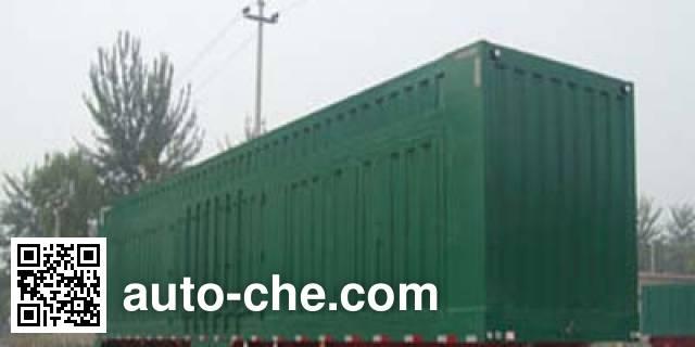 Kaishicheng SSX9406XXY box body van trailer