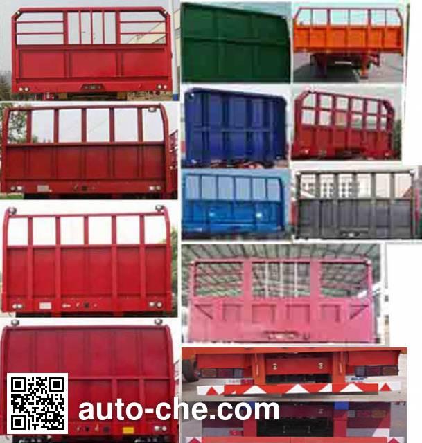Shengyun SSY9400TPB flatbed trailer