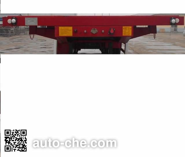 Shengyun SSY9401TPB flatbed trailer