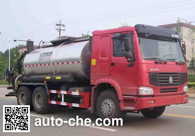 Lufeng ST5230GLQ asphalt distributor truck