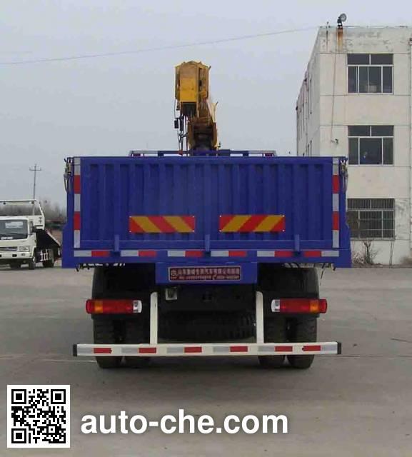 Lufeng ST5250JSQK truck mounted loader crane