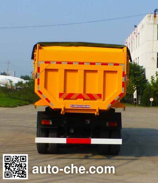 Lufeng ST5255ZLJM dump garbage truck