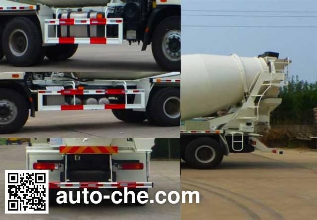 Lufeng ST5259GJBK concrete mixer truck