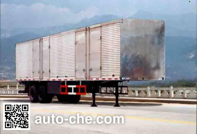Lufeng ST9240XA box body van trailer
