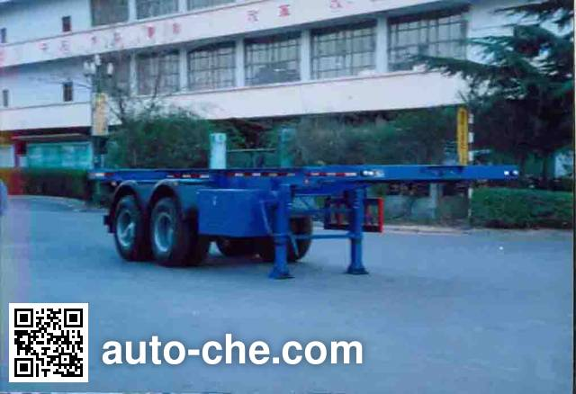 Lufeng ST9290TJZ container carrier vehicle
