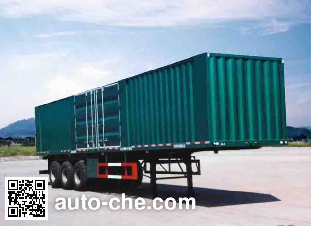 Lufeng ST9320X box body van trailer