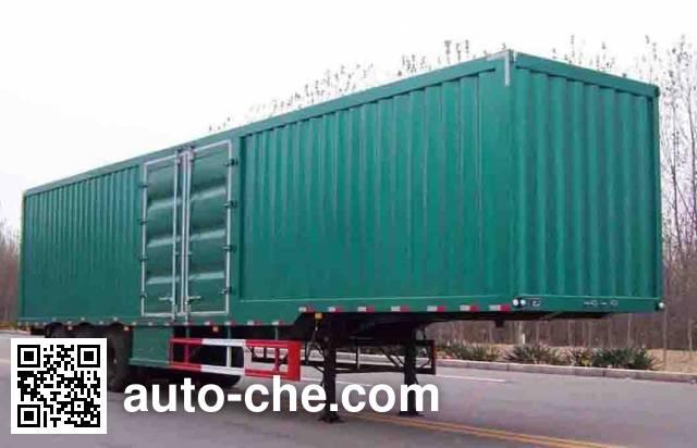Lufeng ST9404X box body van trailer