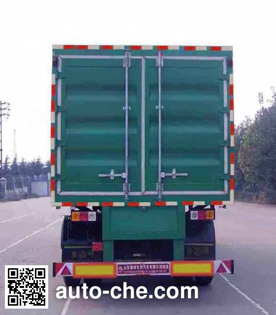 Lufeng ST9406X box body van trailer